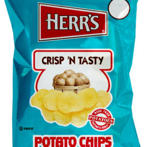 herr's potato chips